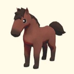 Horse (Red)