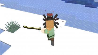 Better Fights in Minecraft