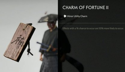 Receive Charm Of Fortune II