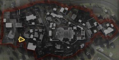 Map layout - palace