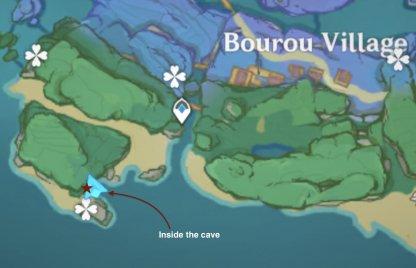 Demon Symbol (Rinzou's Treasure) Location