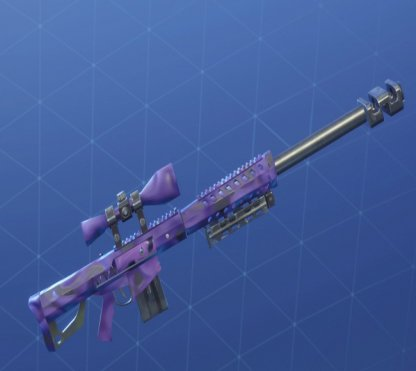 STORM Wrap - Sniper Rifle
