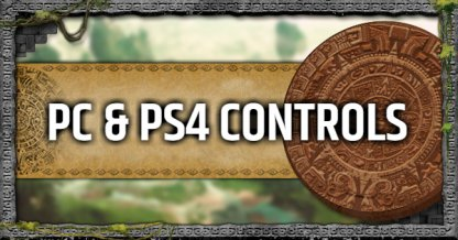 Tomb Raider | Control Scheme / Mapping For PC & PS4 | Shadow