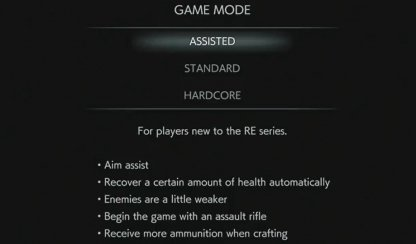 Assisted Mode Available