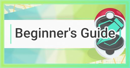 Pokemon GO Beginner