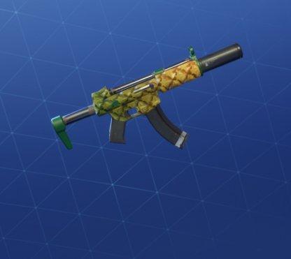 PINEAPPLE Wrap - Submachine Gun
