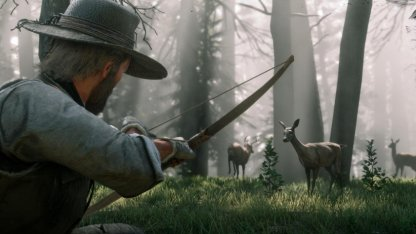 Red Dead Redemption 2 Tips to Build Weapon Affinity