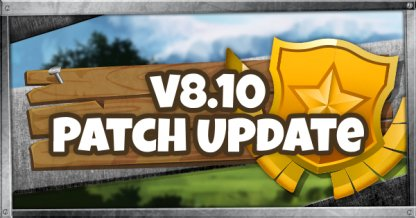 v8.10 Patch Update - Mar. 12, 2019