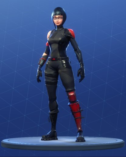 Skin Outfit SHADOW OPS