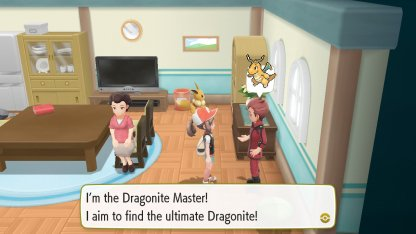 Dragonite Master Trainer