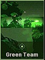 Green Team Calling Card