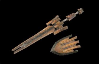 Castellum Long Sword