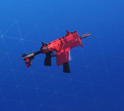 CORRUPTED Wrap - Submachine Gun