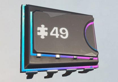 Fortbyte # 49 Location