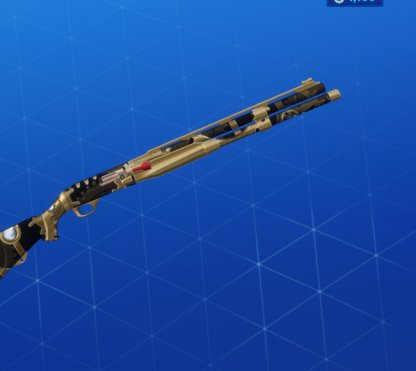 CLOCKWORK Wrap - Shotgun