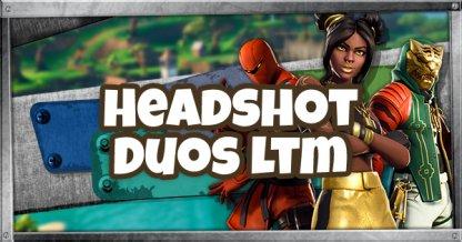 Headshots Duos  LTM