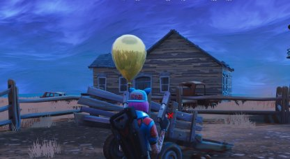 Pop Golden Balloons Challenge (Week 9)