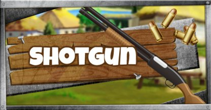 Shotgun - Weapon List