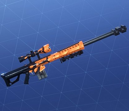 INFERNAL Wrap - Sniper Rifle