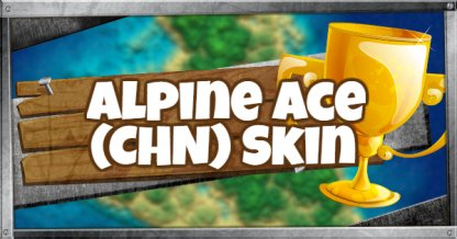 ALPINE ACE (CHN) Skin