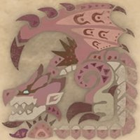 Pink Rathian Icon