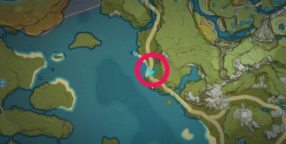 Xiangling Location
