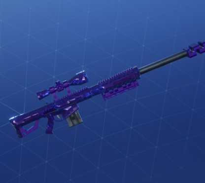 SHARD BREAK Wrap - Sniper Rifle