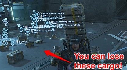 Cargo Can Be Lost