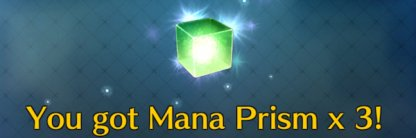 Mana Prisms eye catching