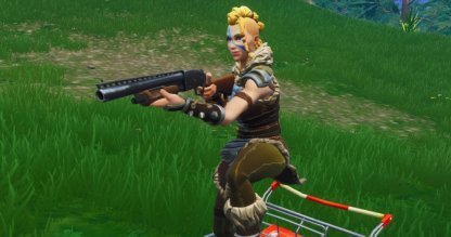 Damage Opponents with Shotguns Overtime Challenge