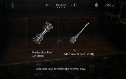 Heisenberg's Hammer