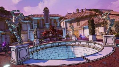 New Location: Villa Ultraviolet