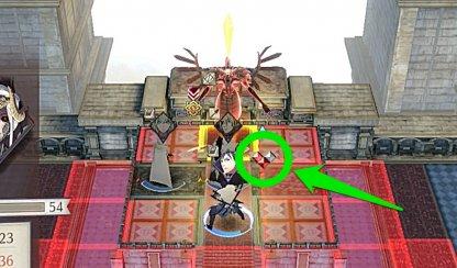 Edelgard Has 4 HP Pools