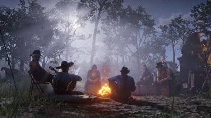 Red Dead Redemption 2 Story Mission Gang