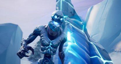 Fortnite Ice Storm Challenge Destroy Ice Fiends