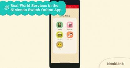 Nook Link App