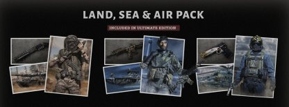Land Sea Air Pack