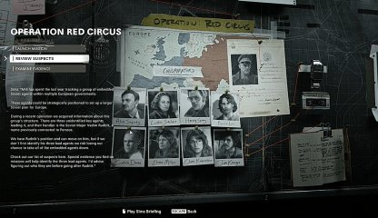 Operation Red Circus Mission - Overview