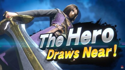 The Hero From Dragon Quest XI Announced