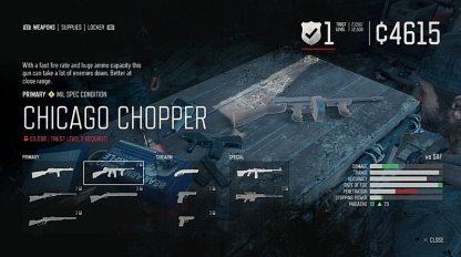 Chicago Chopper (Primary)