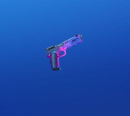 MANIC MOSAIC Wrap - Handgun