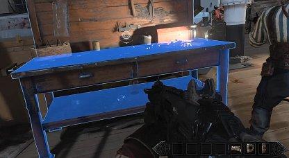 CoD: BO4 Zombies Shield Workbench