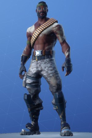 Skin Outfit BANDOLIER