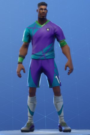 Skin Outfit SUPER STRIKER