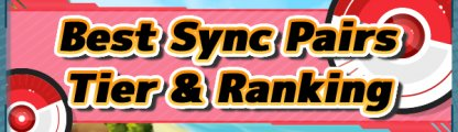 Best Sync Pair Ranking