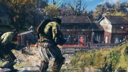 Fallout 76 | Camp - Tips & Where To Build Base