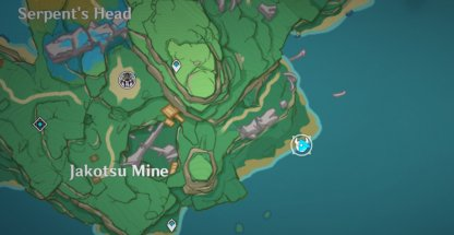 East Of Jakotsu Mine