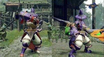 Chameleos Armor