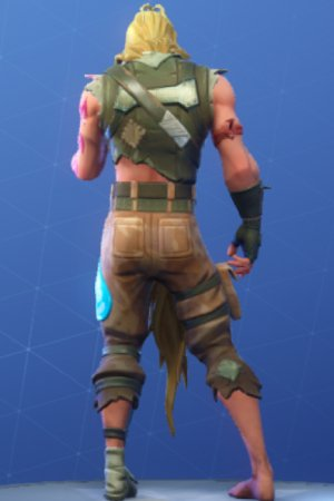 BUNKER JONESY Back