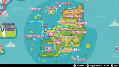 Sub Zone Map
